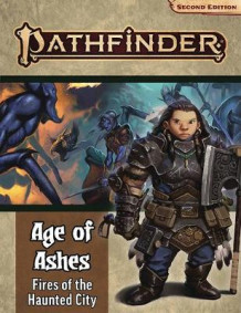 Pathfinder Adventure Path: Fires of the Haunted City (Age of Ashes 4 of 6) [P2] av Linda Zayas-Palmer (Heftet)