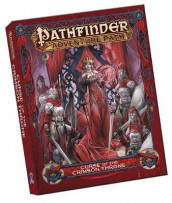 Pathfinder Adventure Path: Curse of the Crimson Throne Pocket Edition av James Jacobs, Michael Kortes, Tito Leati, Nicolas Logue, Richard Pett, F.  Wesley Schneider og Greg A. Vaughan (Spill)