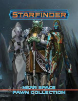 Omslag - Starfinder Adventure Path: The Cradle Infestation (The Threefold Conspiracy 5 of 6)