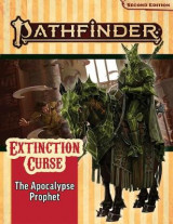 Omslag - Pathfinder Adventure Path: The Apocalypse Prophet (Extinction Curse 6 of 6) (P2)