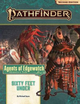 Omslag - Pathfinder Adventure Path: Sixty Feet Under (Agents of Edgewatch 2 of 6) (P2)