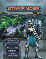 Omslag - Starfinder Adventure Path: The Starstone Blockade (The Devastation Ark 2 of 3)