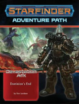 Omslag - Starfinder Adventure Path: Dominion's End (Devastation Ark 3 of 3)