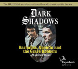 Omslag - Barnabas, Quentin and the Grave Robbers, Volume 28