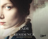 Omslag - The Lady in Residence