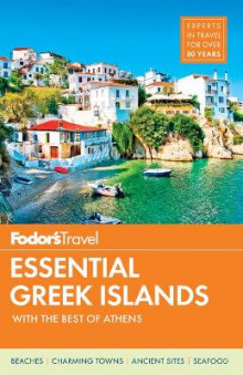 Fodor's Essential Greek Islands av Fodor's Travel Guides (Heftet)