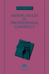 Omslag - Model Rules of Professional Conduct