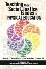 Omslag - Teaching About Social Justice Issues in Physical Education