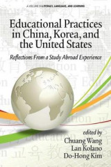 Omslag - Educational Practices in China, Korea, and the United States