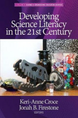 Omslag - Developing Science Literacy in the 21st Century
