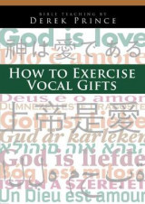 Omslag - How to Exercise Vocal Gifts