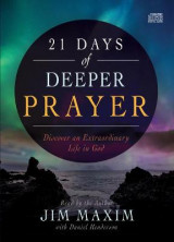 Omslag - 21 Days of Deeper Prayer
