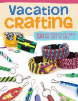 Omslag - Vacation Crafting