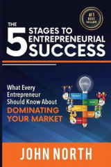 Omslag - The 5 Stages to Entrepreneurial Success