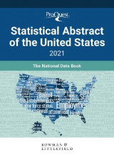 Omslag - ProQuest Statistical Abstract of the United States 2021