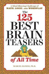 Omslag - The 125 Best Brain Teasers of All Time