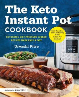 Omslag - The Keto Instant Pot Cookbook
