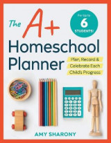 Omslag - The A+ Homeschool Planner
