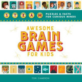 Omslag - Awesome Brain Games for Kids