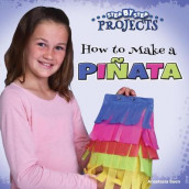 How to Make a Pinata av Anastasia Suen (Innbundet)