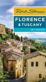 Omslag - Rick Steves Florence & Tuscany (Eighteenth Edition)