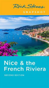 Omslag - Rick Steves Snapshot Nice & the French Riviera (Second Edition)