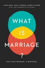 Omslag - What Is Marriage?