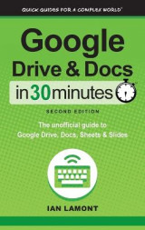Omslag - Google Drive and Docs in 30 Minutes (2nd Edition)