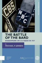 The Battle of the Bard av MIchael Jensen (Innbundet)