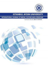 Omslag - Istanbul Aydin University International Journal of Media, Culture and Literature