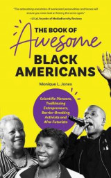 Omslag - The Book of Awesome Black Americans