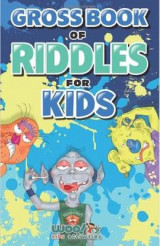 Omslag - Gross Book of Riddles for Kids