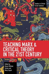 Omslag - Teaching Marx & Critical Theory in the 21st Century