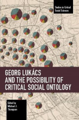 Omslag - Georg Lukacs and the Possibility of Critical Social Ontology