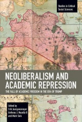 Omslag - Neoliberalism and Academic Repression