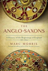 Omslag - The Anglo-Saxons