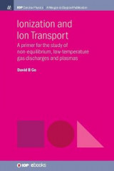 Omslag - Ionization and Ion Transport