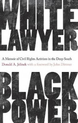 Omslag - White Lawyer, Black Power