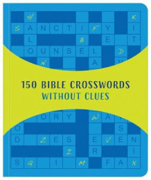 150 Bible Crosswords Without Clues av Compiled by Barbour Staff (Heftet)