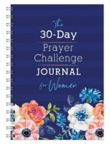 Omslag - The 30-Day Prayer Challenge Journal for Women