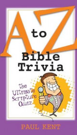 Omslag - A to Z Bible Trivia