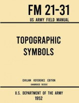 Omslag - Topographic Symbols - FM 21-31 US Army Field Manual (1952 Civilian Reference Edition)