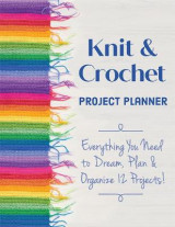 Omslag - Knit & Crochet Project Planner