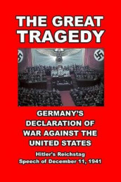 The Great Tragedy av Adolf Hitler (Heftet)