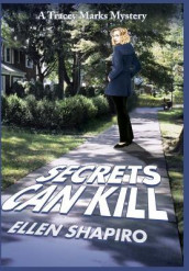 Secret Can Kill av Ellen Shapiro (Innbundet)