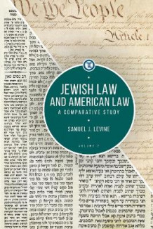 Jewish Law and American Law, Volume 2 av Samuel J. Levine (Heftet)