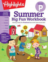 Omslag - Summer Big Fun Workbook Preschool Readiness