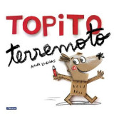 Omslag - Topito Terremoto / Little Mole Quake