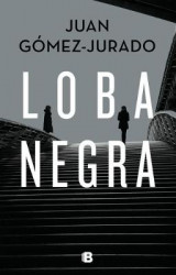Omslag - Loba Negra / The Black Wolf