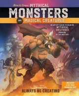 Omslag - How to Draw Mythical Monsters and Magical Creatures
